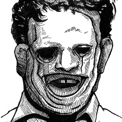 An image of texas chainsaw massacres leatherface