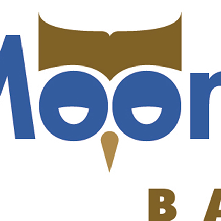 An image of logo redesign for Moonlight Bakery.