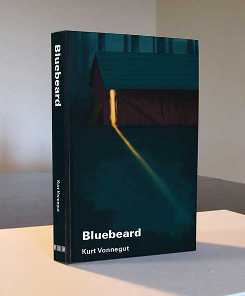 An image for the cover of Bluebeard by Kurt Vonnegut